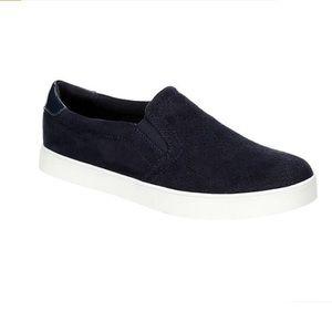 Dr Scholls Navy Blue Sneakers Mattison Size 7.5